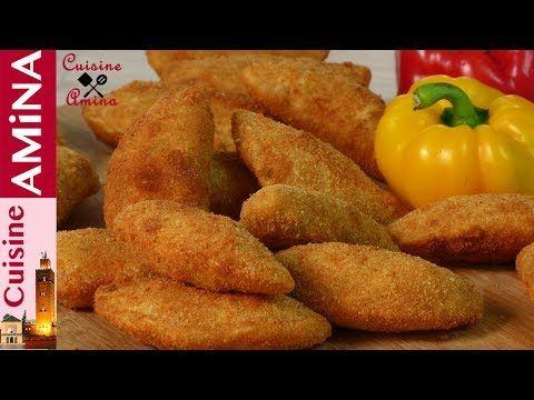 شوصون رائع بحشوة جد لذيذة و مقرمش سريع التحضير و عجينة رطبة لمائدة رمضان - YouTube