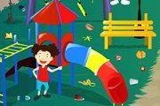 Park Temizliği   - http://temizlik.oyunlari.net/