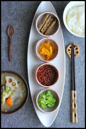 rice condiments