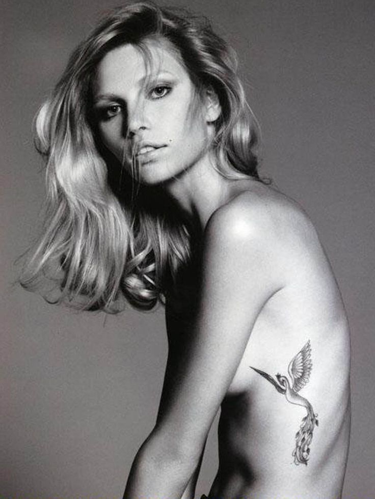 "Aline Weber | 40 Top Models With ""Fashionable"" Tattoos"