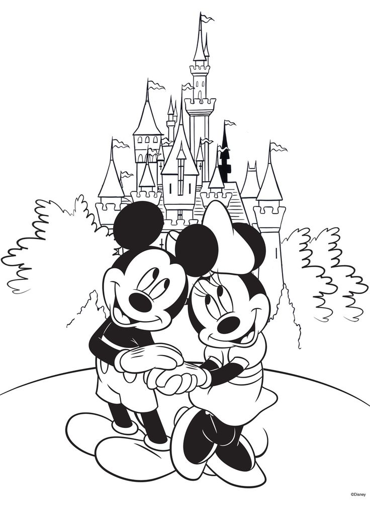 Disney Cartoon Coloring Pages Coloring Coloring Pages