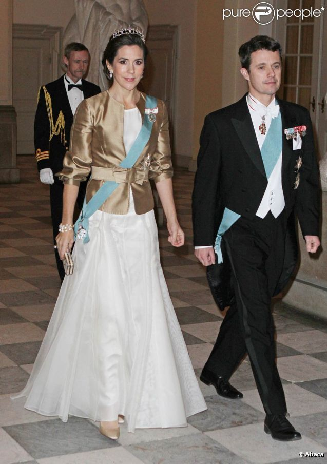 30 best Crown Princess Mary\'s Wedding Tiara images on Pinterest ...
