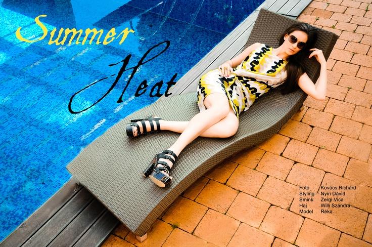 summer heat  hg august