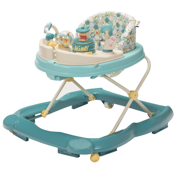 WINNIE THE POOH Home Sweet Home Music & Lights™ Walker from Safety 1st
