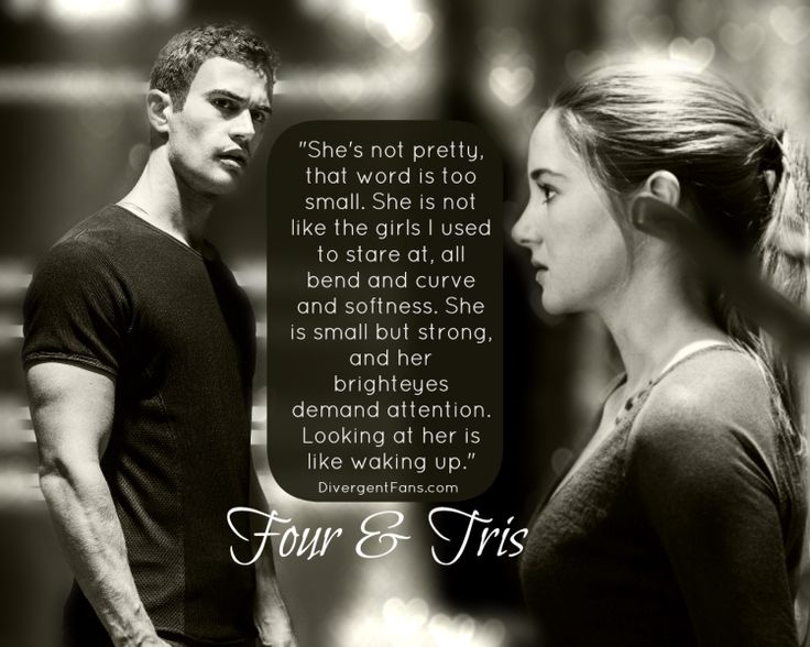 Divergent Movie Desktop Wallpapers: Four & Tris ...