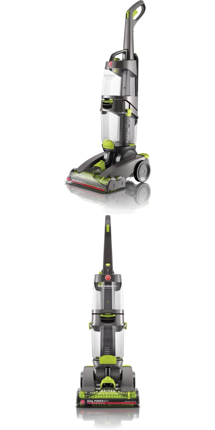 hoover pet carpet cleaner how to use