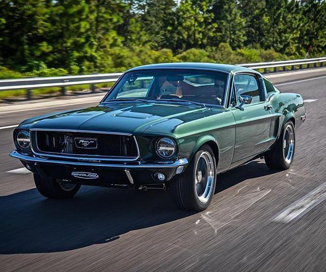 Repost Hotrodmagazine Revologycars Will Build You A 1968 Ford
