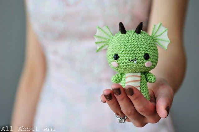African Flower Crochet Dragon Pattern : 17 Best images about African Flower Animal Crochet ...