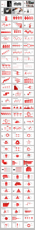 Mark04-Minimal Powerpoint Template by dublin_design on @creativemarket