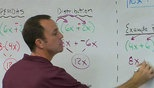Teaching the Distributive Property in Algebra I