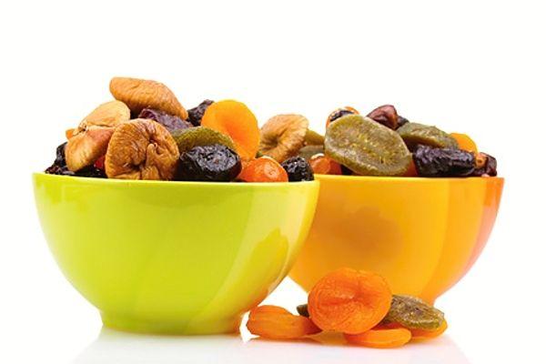 Sušené meruňky