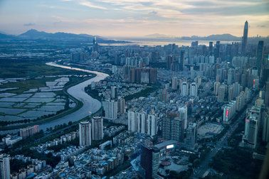 In the Pearl River Delta, breakneck development is colliding with the effects of climate change.