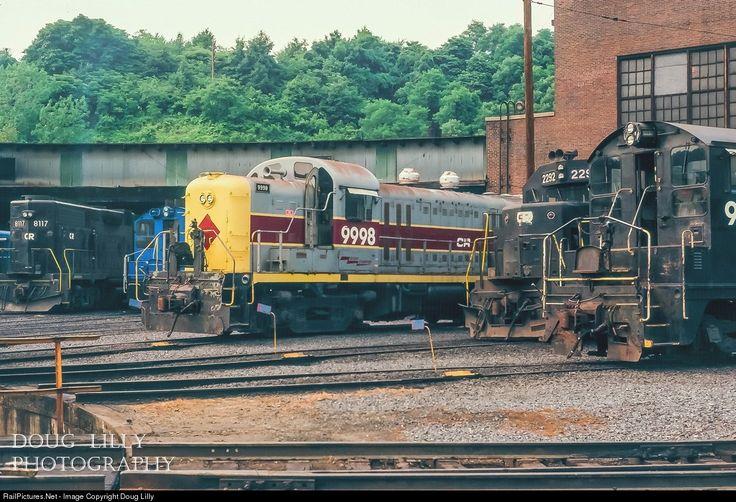 Idea by Tom Ok on CONRAIL! Train, Pennsylvania, Erie