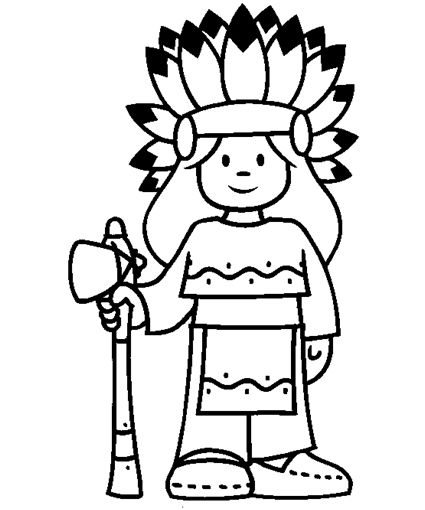 11 best Pilgrims Indians images on Pinterest Coloring books