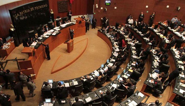 Fiscal General y Seguridad Interior en agenda del PAN en Senado - UniMexicali.com
