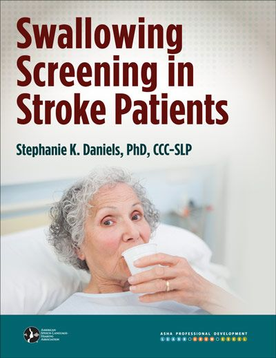 Audio CD and manual: Learn current research and best practices while critically reviewing the design and implementation of an optimal swallowing screening tool.
