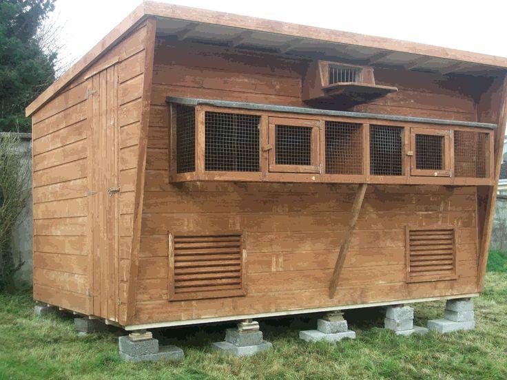 pigeon coop google search pigeonniers pinterest. Black Bedroom Furniture Sets. Home Design Ideas