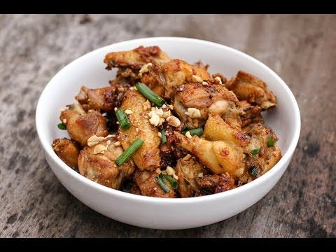 Spicy Lemon Grass Chicken (Gà Chiên Sả Ớt)  — Vietnamese Home Cooking Recipes