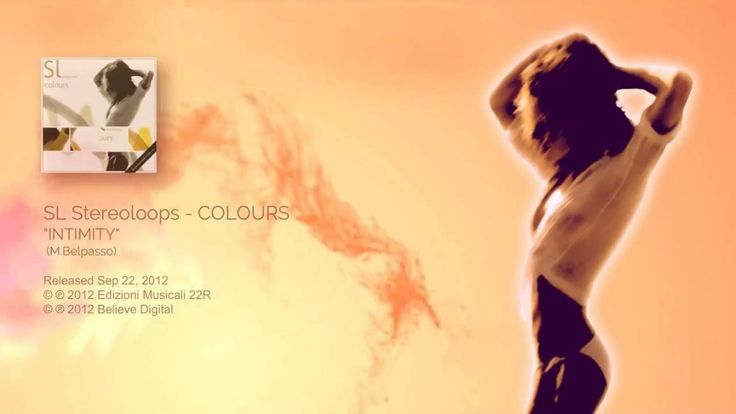 SL STEREOLOOPS - COLOURS / INTIMITY