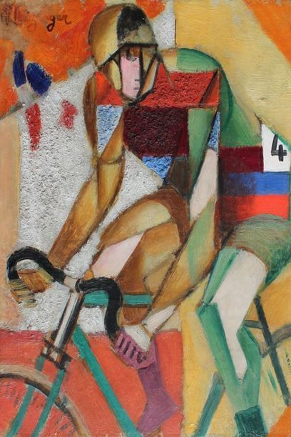 "Jean Metzinger's ""At the Cycle-Race Track"" - Wall Street International"
