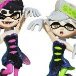 Splatoon Creates Amiibos of Two Well Known Characters In-Game
