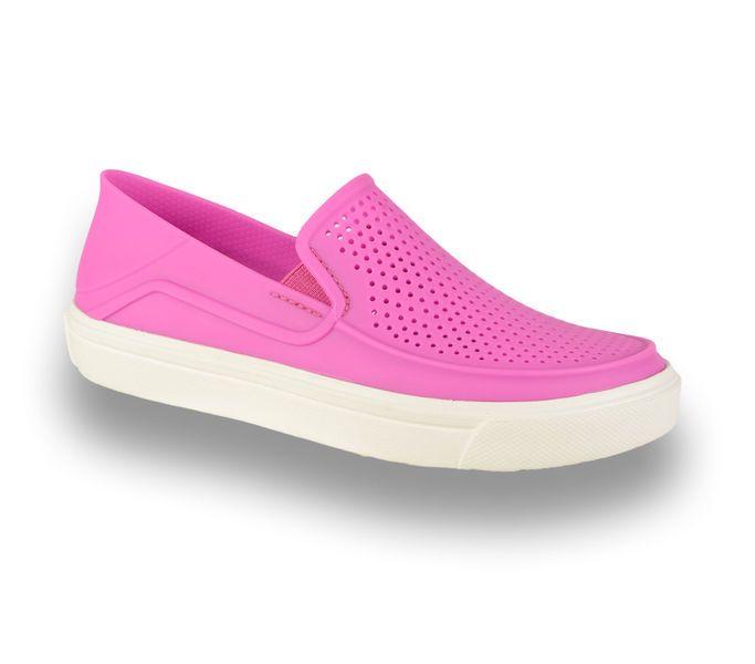 Lila színű Crocs 204622-59L női Cipő. Felsőrésze: Szintetikus, belső része: , talprésze: .