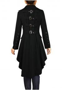 die besten 25 gothic mantel ideen auf pinterest lolita kleid gothic lolita moda und. Black Bedroom Furniture Sets. Home Design Ideas