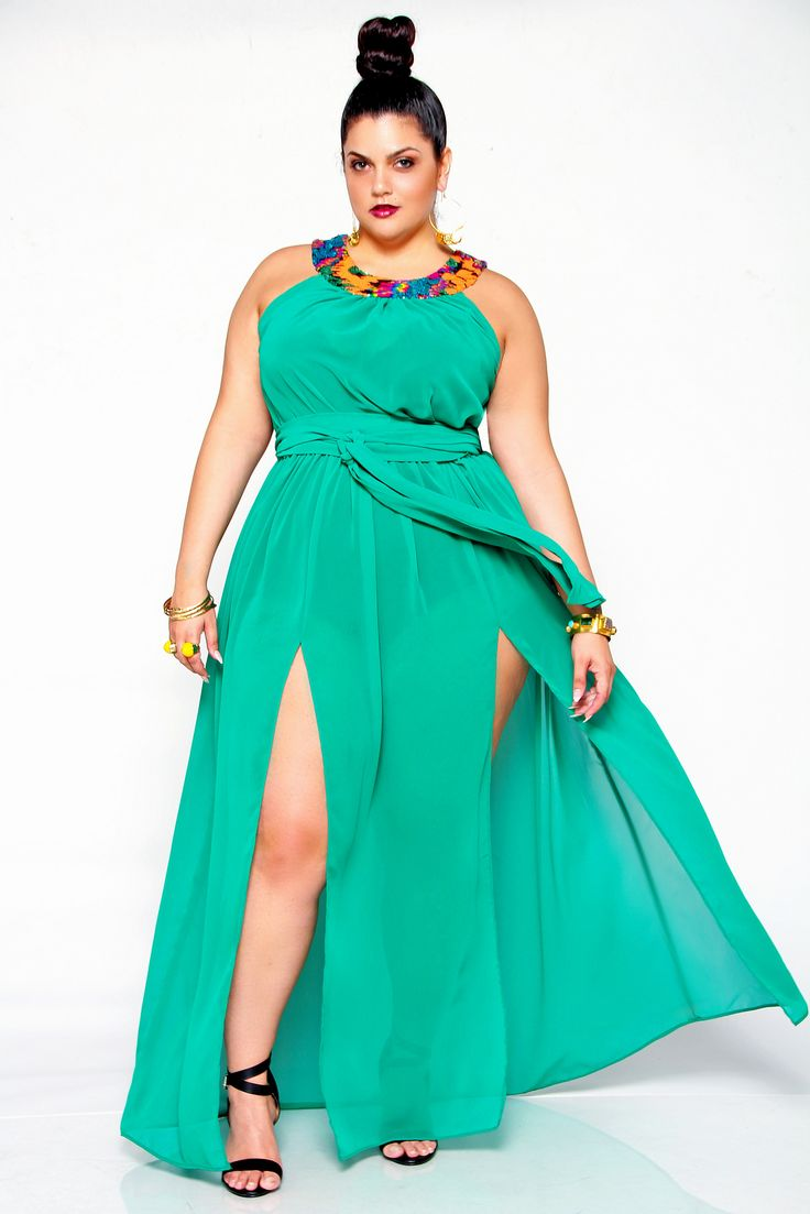 198 best Plus Size Dresses images on Pinterest | Plus size fashion ...