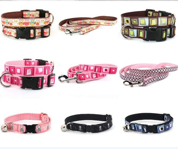 Fetching Fashions makes designer dog collars and leashes. Made in Denver, CO.