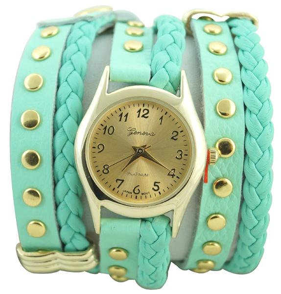 Puebla Turquoise Watch
