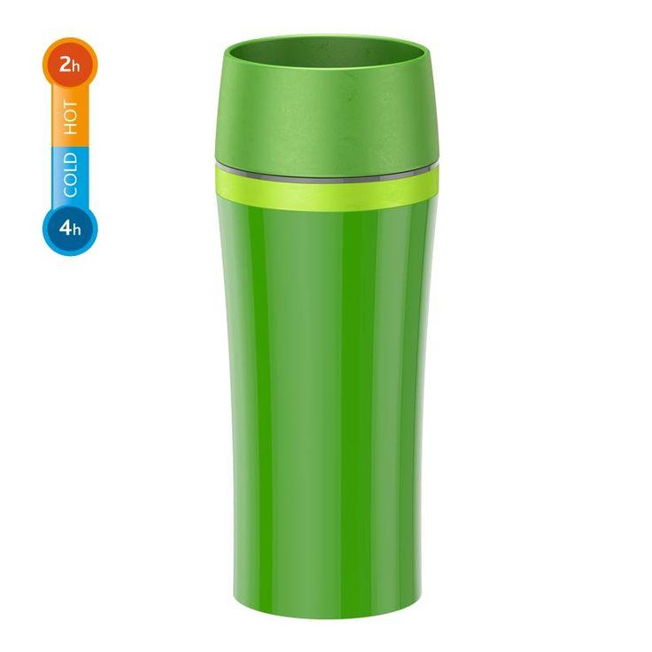 Kubek termiczny Travel Mug Fun, #EMSA - DECO Salon #thermal #mug #winteriscoming #coffee #tea #teaaccessories #coffeeaccessories