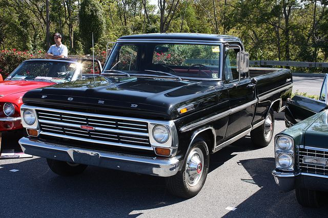 1968 ford truck 1968 ford f 100 ranger styleside pickup. Black Bedroom Furniture Sets. Home Design Ideas