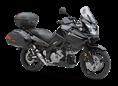 V-strom 1000, the bike of my dreams