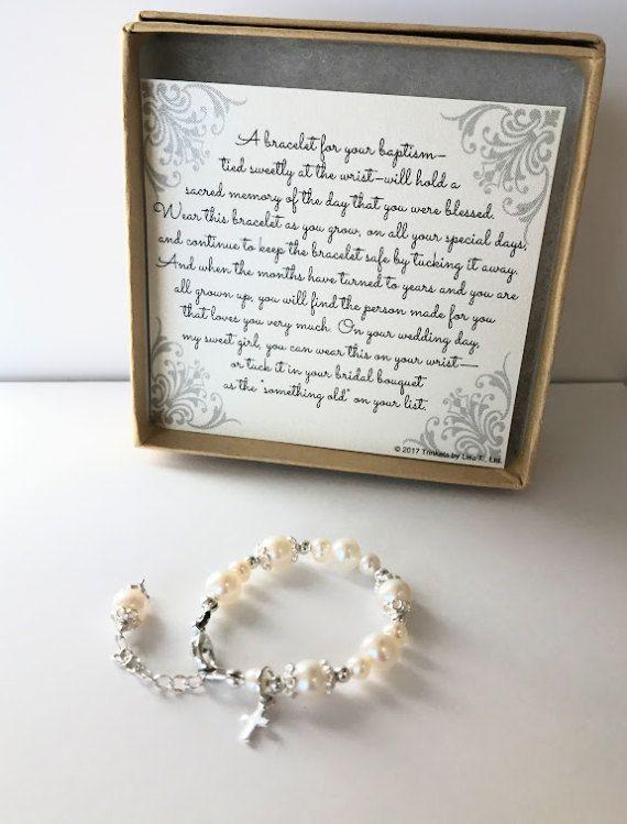 Christening Gifts ~ Baptism Jewelry Set ~ Keepsake Baby Gift ~ Baby Jewellery ~ Baptism Gift ~ Christening Gift ~ FREE Gift Box ~ Baby Gift