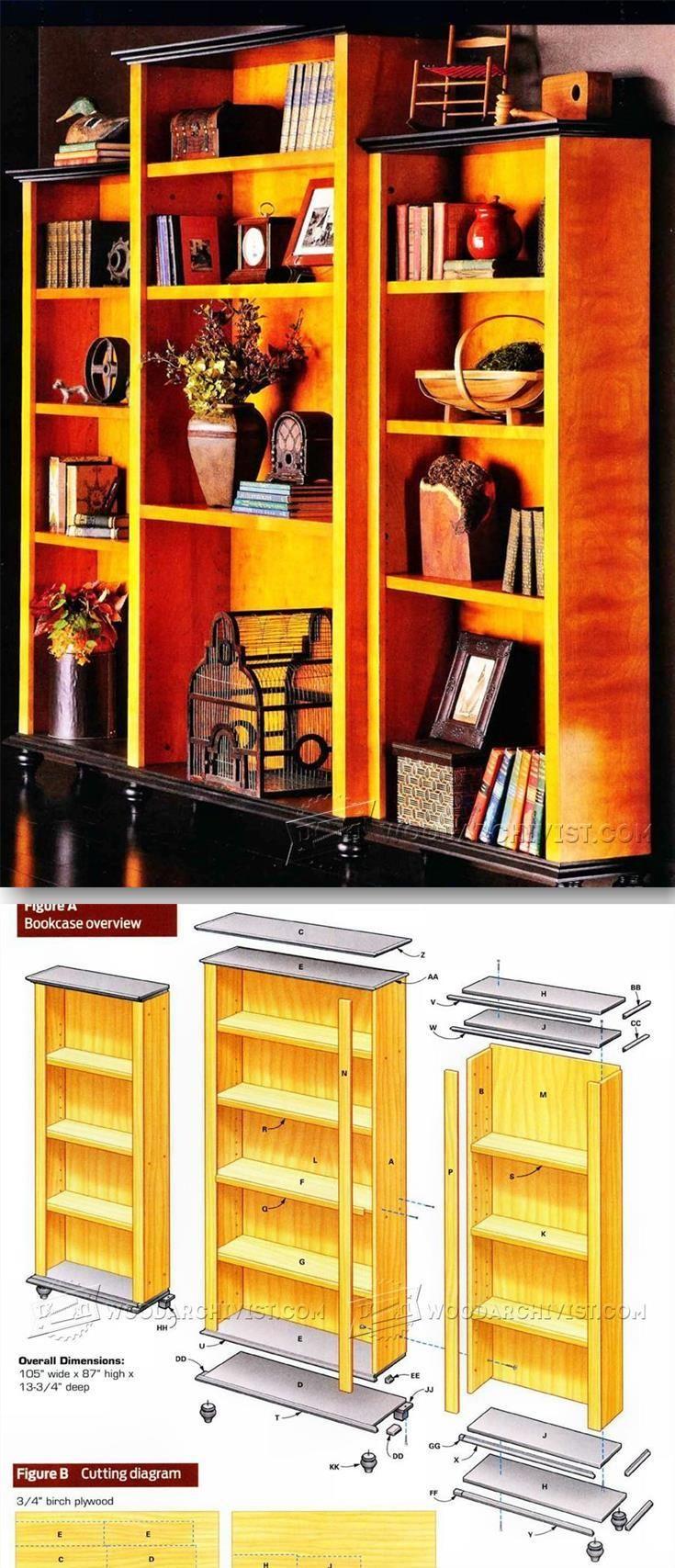 186 best shelves & brackets images on Pinterest | Woodworking plans ...