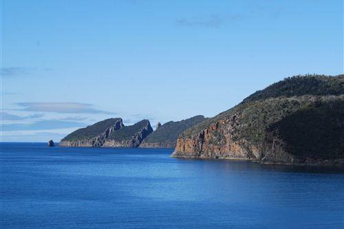 Fortescue Bay (Tasmania): zwemmen met dolfijnen