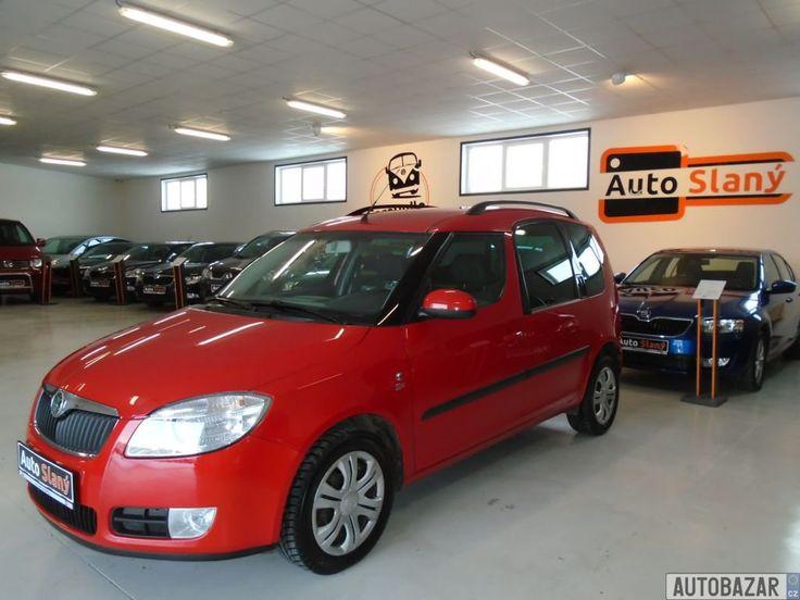 Škoda Roomster 1.4TDi Eleg.1maj,Serv.kn! - 2007   autobazar.cz