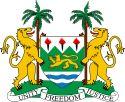 Sierra Leonen vaakuna