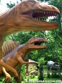 Dinosaur World, Plant City, Florida