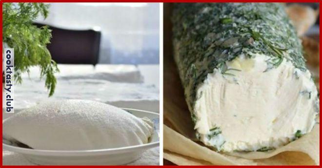 Сливочный домашний сыр Что может быть вкуснее приготовленной с любовью домашней еды! Сыр можно подать в качестве закуски, добавить в салат или намазать утром на тост. Ингредиенты Сметана500 мл Кефир500 мл Укроп1 пуч. Соль1 ч. л. Приготовление Сложите марлю в 6 раз. Застелите марлейдуршлаг. Смешайте кефир, сметану, добавьте соль и вылейте массу в подготовленную посуду. …