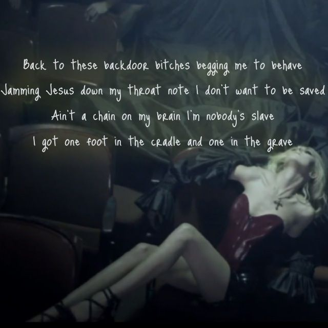 Fucked up world  The pretty reckless