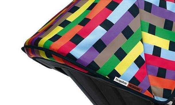 Коляски Bugaboo с текстилем от Missoni