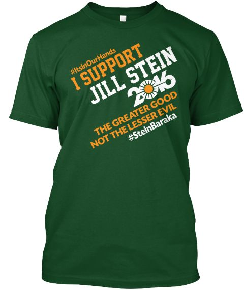 I Support Jill Stein Exclusive T-Shirt, Made in USA. Limited Edition.   Click the VISIT button to Buy. # Jill Stein For President Store # Jill Stein Gifts # Jill Stein for President Shirt   # Jill Stein 2016 T-Shirt # Jill Stein for president 2016 T-Shirt   # Jill Stein T-Shirt Stein 2016 Shirt # Jill Stein For President Store   # Jill Stein Shirts Shopify # Jill Stein Gifts   # Jill Stein Shirts   # Vote for Jill 2016 # Jill stein t shirt   # Jill Stein For President Tshirts
