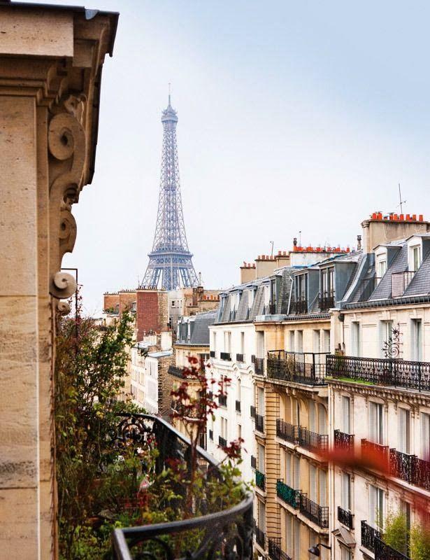 A home with views: Paris