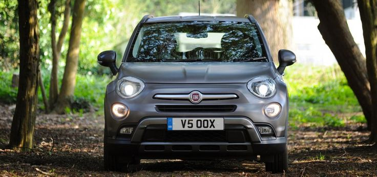 Fiat 500X Crossover Review
