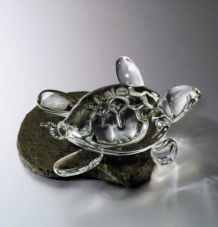 Steuben Glass Animals by Taf Schaefer at Coroflot.com