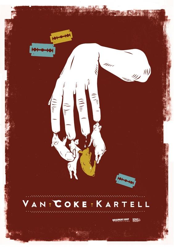 'Van Coke Kartell' by Amicollective.