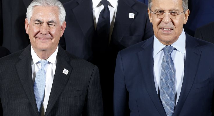 Sergey Lavrov is a wily veteran of world diplomacy who has dueled — and routinely infuriated<br /> — no fewer than four of Rex Tillerson's predecessors as secretary of state.