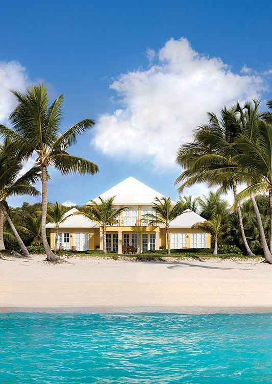 Word of Mouth: Oscar de la Renta's Tortuga Bay Hotel | Tory Daily