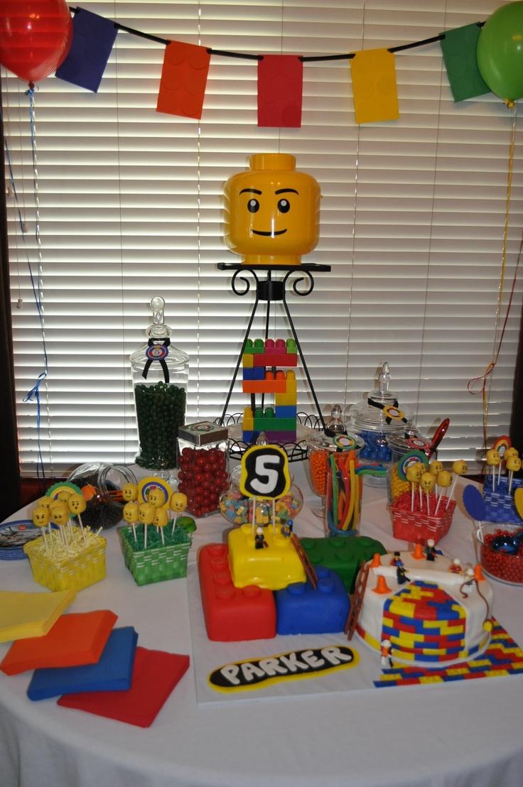 371 Best Celebrate Lego Party Images On Pinterest